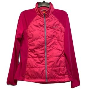 Columbia Omni-Heat Jacket Lightweight Pink Medium
